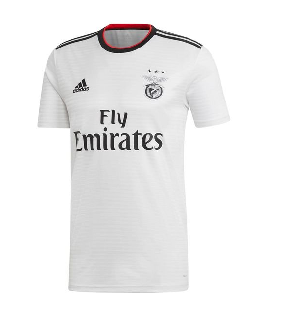 Benfica 2019 maillot foot exterieur 18 19