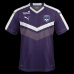 Bordeaux 2019 maillot domicile 18 19