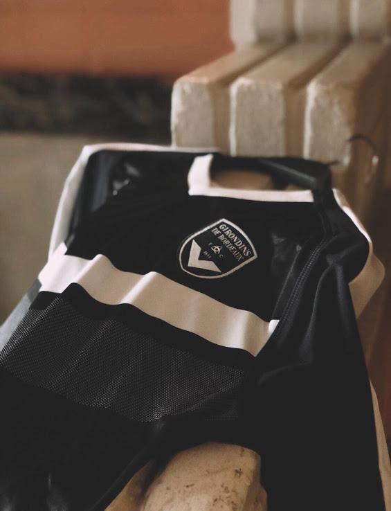 Bordeaux 2019 maillot domicile Puma 18 19