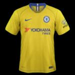 Chelsea 2019 maillot foot extérieur Nike 18 19