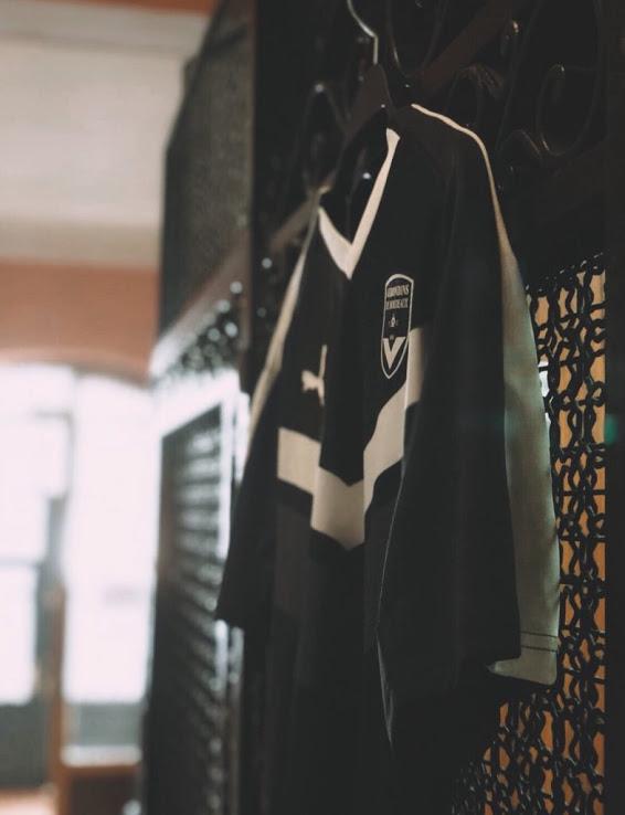 Girondins Bordeaux 2019 maillot de football domicile