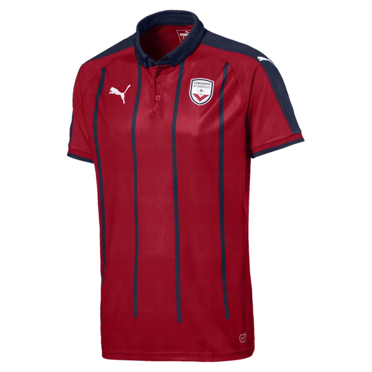 Girondins Bordeaux 2019 maillot third Puma 18 19