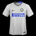 Inter Milan 2019 maillot extérieur foot 18 19