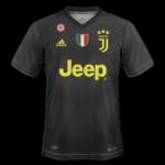 Juventus 2019 troisième maillot third foot 18 19