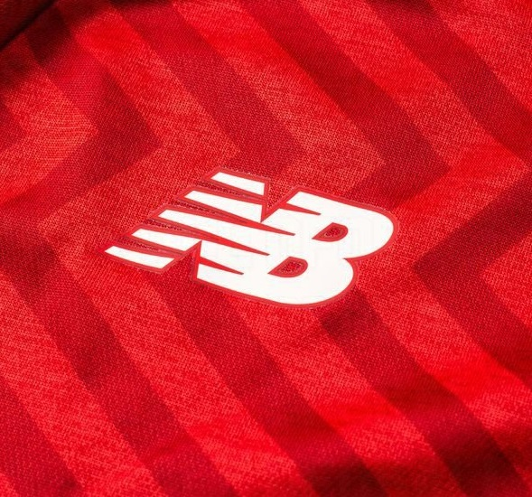 LOSC 2019 maillot domicile Lille logo New Balance