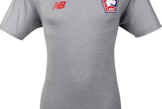 LOSC 2019 les nouveaux maillots Lille 18-19