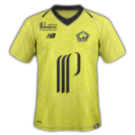 Lille 2019 maillot extérieur foot LOSC New Balance