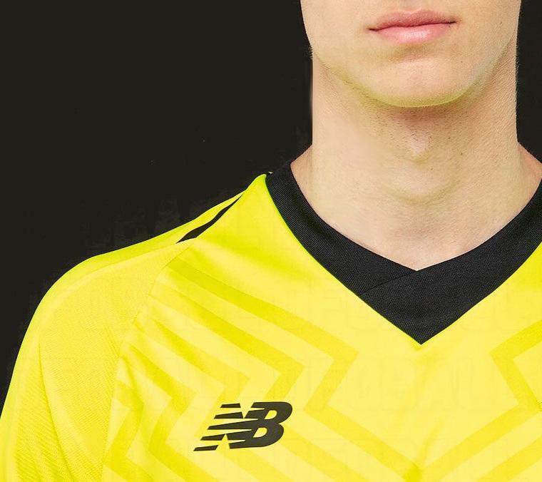 Lille 2019 maillot foot extérieur New Balance 18 19