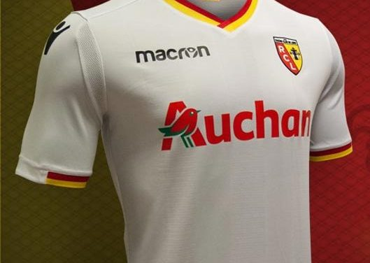 RC Lens 2019 les nouveaux maillots de foot 18-19