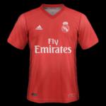 Real Madrid 2019 troisième maillot 18 19 third