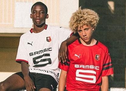 Rennes 2019 maillots de football Puma 18 19