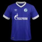 Schalke 2019 maillot de foot domicile 18-19