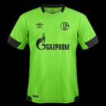 Schalke 2019 maillot third 18 19