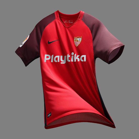 Maillot Extérieur Sevilla FC nouveau