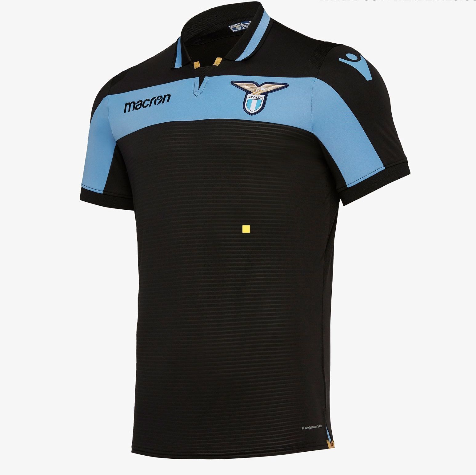 Lazio Rome 2019 nouveau troisieme maillot third