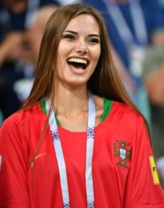 Portugal supportrice coupe du monde 2018