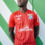 RC Strasbourg 2019 maillot third rouge 18 19