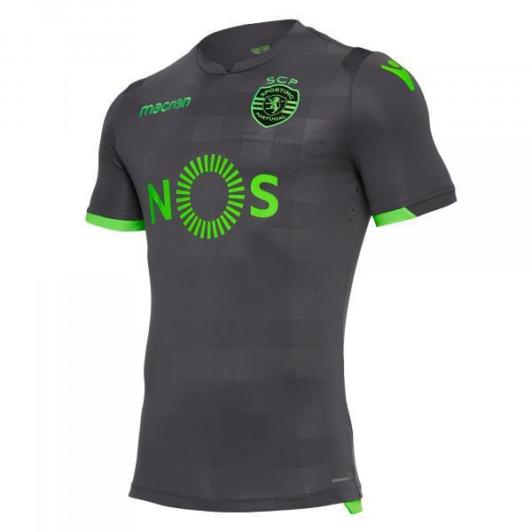 Sporting 2019 nouveau maillot de foot extérieur