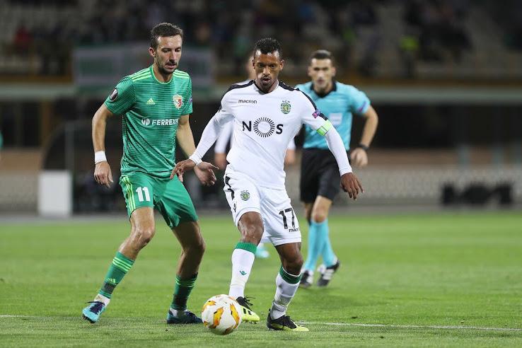 Sporting CP 2019 troisieme maillot de foot third