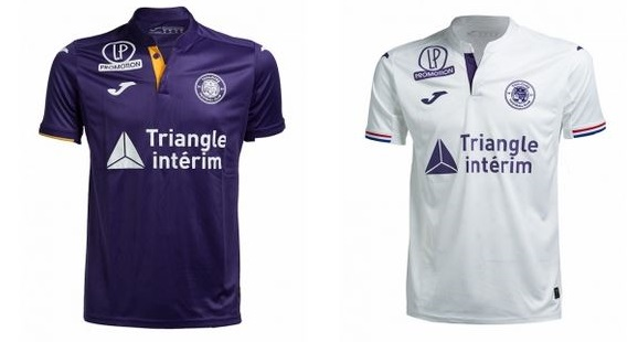 TFC 2019 nouveaux maillots de football