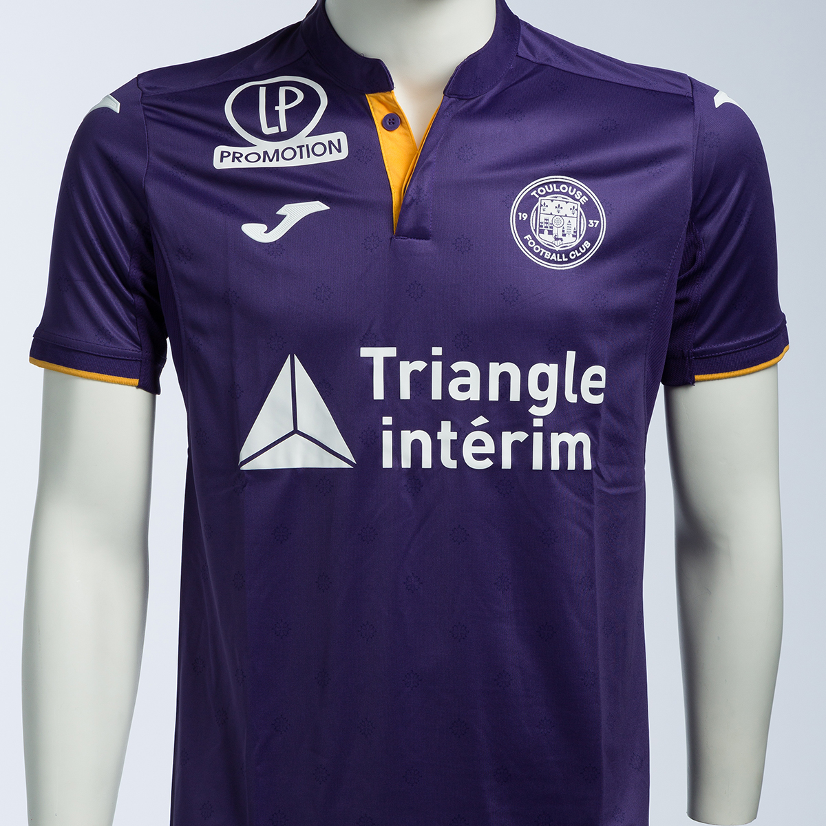 Toulouse 2019 maillot domicile officiel foot