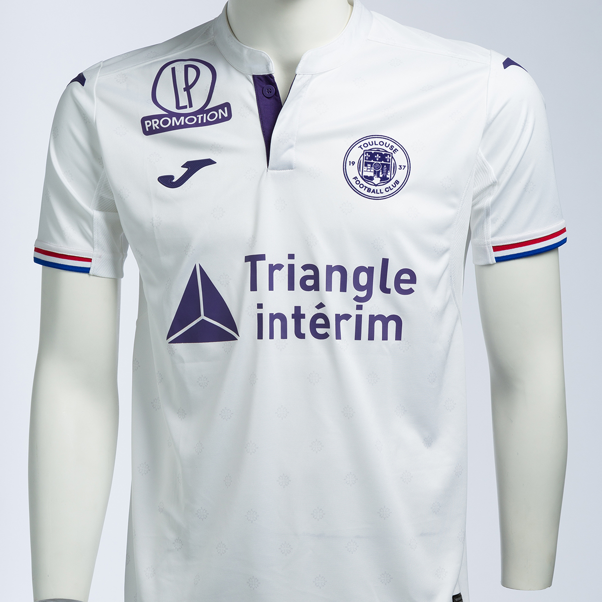 Toulouse 2019 maillot exterieur officiel foot