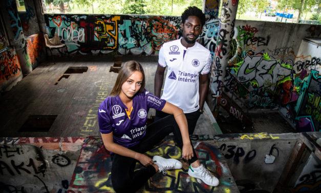 TFC les nouveaux maillots de football Toulouse 2019