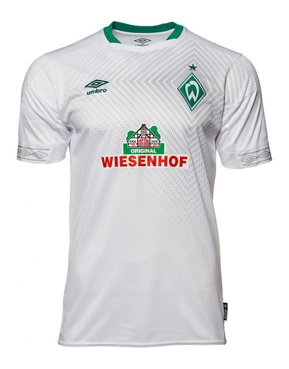 Werder Breme 2019 maillot third