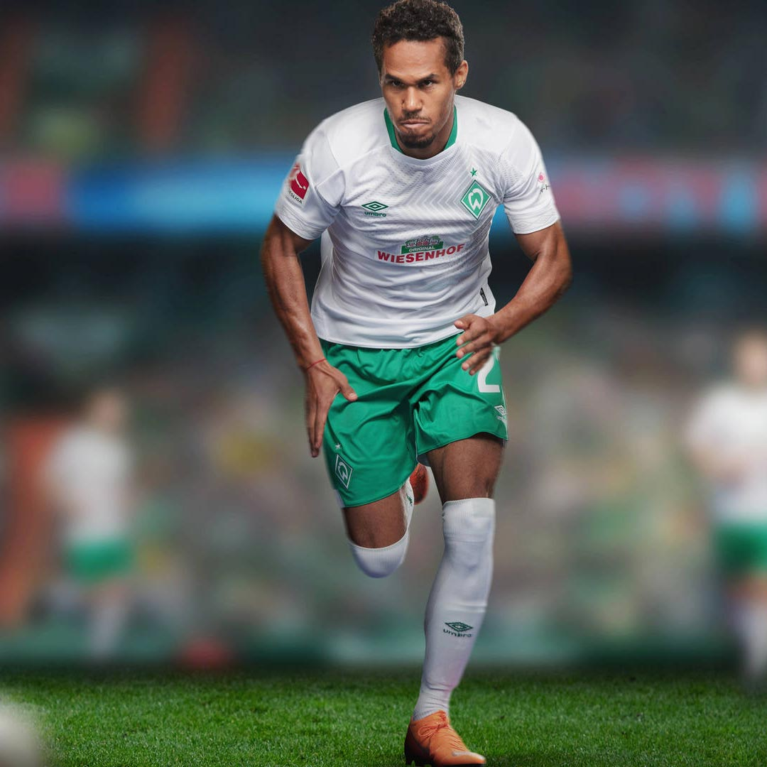 Werder Breme 2019 nouveau maillot third