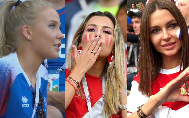 supportrices coupe du monde 2018 babes