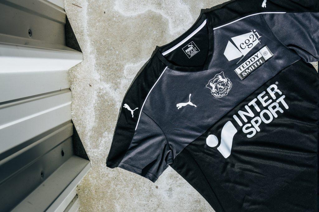 Amiens 2018 2019 nouveau maillot extérieur Puma