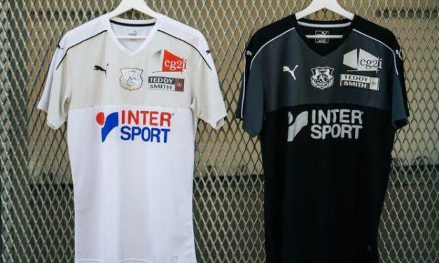 Amiens 2019 les nouveaux maillots de football par Puma
