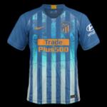 Atletico Madrid 2019 troisieme maillot third 18 19