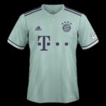 Bayern Munich 2019 maillto exterieur foot
