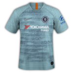 Chelsea 2019 troisieme maillot third 18 19