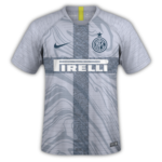 Inter Milan 2019 troisieme maillot third 18 19