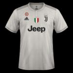 Juventus 2019 maillot foot extérieur Adidas