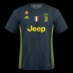 Juventus 2019 troisieme maillot third 18 19