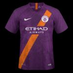 Manchester City 2019 troisieme maillot third 18 19