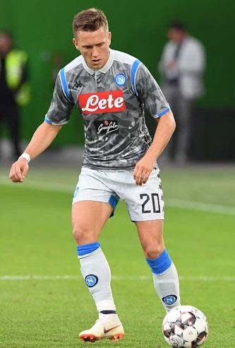 Naples 2019 troisieme maillot de football Kappa