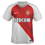 AS Monaco 2019 maillot domicile foot 18 19