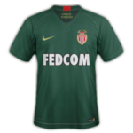 AS Monaco 2019 maillot exterieur 18-19