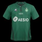 ASSE 2019 maillot domicile Saint Etienne