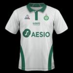ASSE 2019 maillot exterieur Saint Etienne