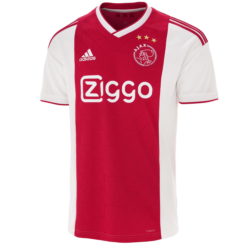 Ajax 2019 maillot domicile officiel
