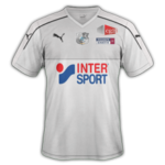 Amiens 2019 maillot domicile football