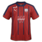 Bordeaux 2019 maillot third Girondins de Bordeaux 2018 2019