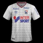 Caen 2019 maillot exterieur