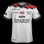 Guingamp 2019 nouveau maillot exterieur