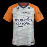 Montpellier 2019 maillot exterieur
